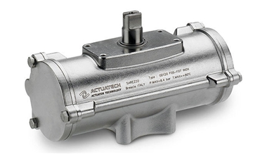 Stainless Steel Actuator - ACTUATECH - ITALY